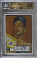 Mickey Mantle (Orange Background) [BGS 9.5 GEM MINT]