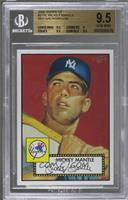 Mickey Mantle (Red Background) [BGS 9.5 GEM MINT]