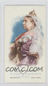 2006 Topps Allen & Ginter's - [Base] - Mini Allen & Ginter Back #335 - Queen Victoria