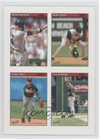 Richie Sexson, Sean Casey, Chad Tracy, Lyle Overbay