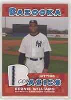 Bernie Williams [Noted]