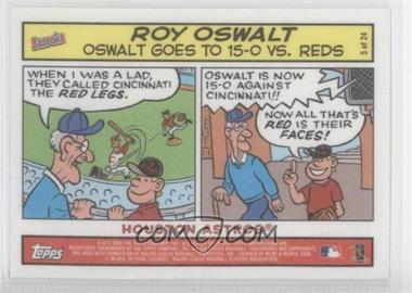 2006 Topps Bazooka - Comics #5 - Roy Oswalt