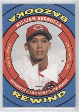 2006 Topps Bazooka - Rewind #BR-2 - William Bergolla