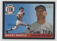 Mickey Mantle #/200