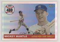 Mickey Mantle [EXtoNM] #/400