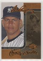 Alex Rodriguez, Mickey Mantle #/115