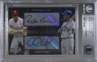 Robinson Cano, Chase Utley [BGS Authentic]