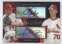 Anthony Reyes, Adam Wainwright