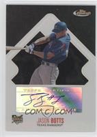 Rookie Autograph - Jason Botts /99