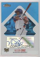 Rookie Autograph - Nelson Cruz #/299