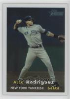 Alex Rodriguez #/1,957