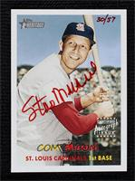 Stan Musial #/57