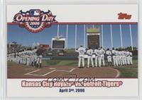 Kansas City Royals vs. Detroit Tigers