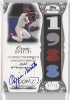 Ozzie Smith 1988 Gold Glove #7/10