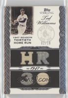 Ted Williams #2/10