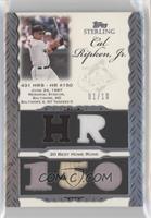 Cal Ripken Jr. #/10