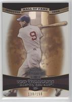 Ted Williams [Noted] #/150