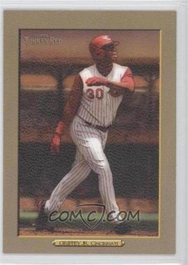 2006 Topps Turkey Red - [Base] - Gold #455.1 - Ken Griffey Jr. (Base Cincinatti Reds)