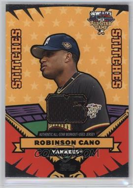 2006 Topps Updates & Highlights - All-Star Stitches #AS-RC - Robinson Cano