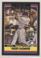 All-Star - Grady Sizemore #/55