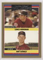Team Leaders - Lance Berkman, Roy Oswalt #/2,006