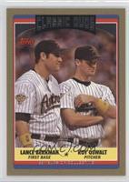 Classic Duos - Lance Berkman, Roy Oswalt #/2,006