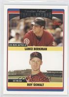 Team Leaders - Lance Berkman, Roy Oswalt
