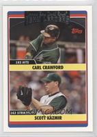 Team Leaders - Carl Crawford, Scott Kazmir