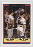 Classic Duos - David Wright, Paul Lo Duca