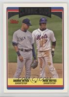 Classic Duos - Derek Jeter, Jose Reyes [Noted]