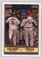 Classic Duos - David Wright, Cliff Floyd