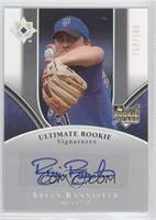 Brian Bannister [Noted] #/180