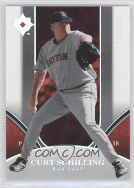 2006 Ultimate Collection - [Base] #11 - Curt Schilling /799 - Courtesy of COMC.com