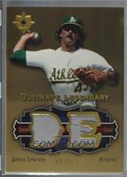 Dennis Eckersley [Noted] #/25