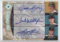 Jason Bay, Jeremy Hermida, Josh Willingham #1/15