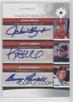 John Kruk, Kent Hrbek, Boog Powell /50