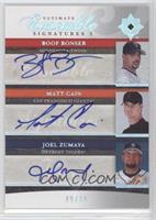 Joel Zumaya, Matt Cain, Boof Bonser /50