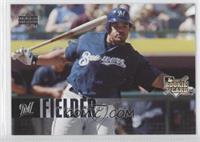 Prince Fielder (Corrected: Rookie Card Logo)