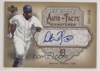 Dmitri Young #/300