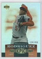 Francisco Rodriguez /450