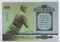 Cy Young /675