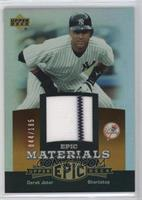 Derek Jeter [Noted] #/185