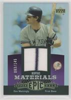 Don Mattingly #/145