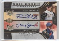 Paul Maholm, Jeremy Sowers /30