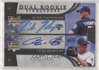 Clay Hensley, Mike Thompson #/55
