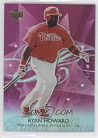 Ryan Howard #/1,799