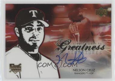 2006 Upper Deck Future Stars - [Base] #101 - Nelson Cruz