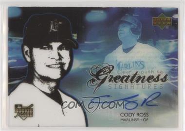 2006 Upper Deck Future Stars - [Base] #87 - Cody Ross