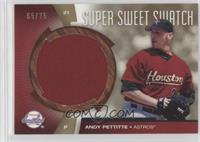 Andy Pettitte /75