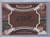 Aaron Rakers #/20